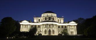 Елагин дворец в Санкт Петербурге. Фото