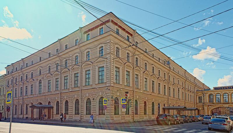 Государственный музей истории религии в Санкт Петербурге