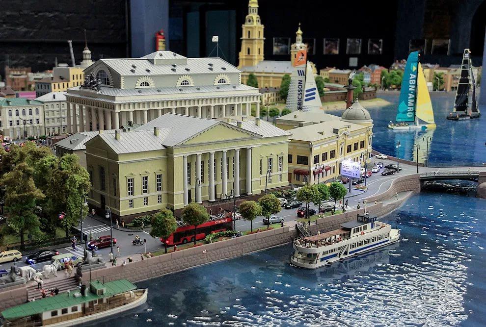 музей миниатюр в санкт петербурге фото растёт мак