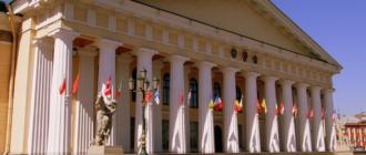 Горный музей в Санкт Петербурге