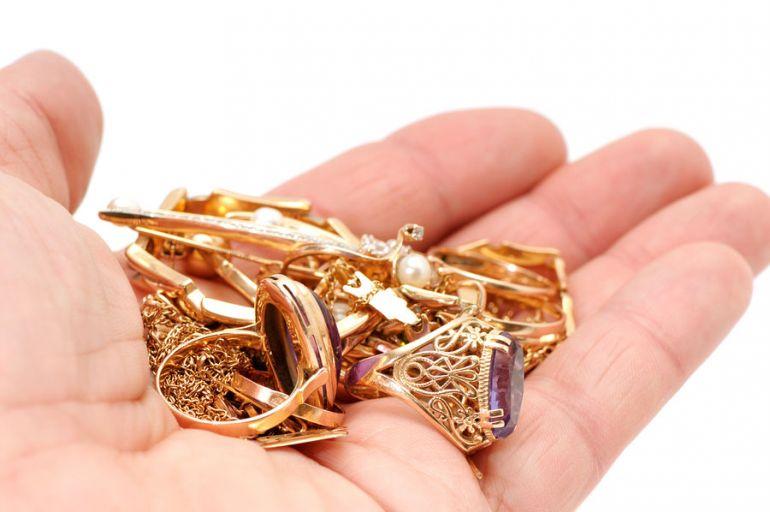 золото в ломбард