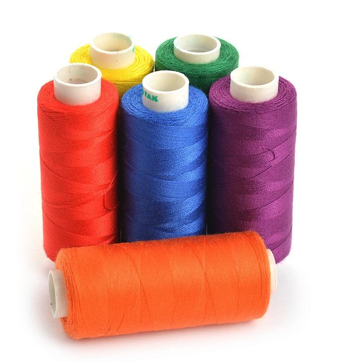 Нитки для шитья Dor Tak