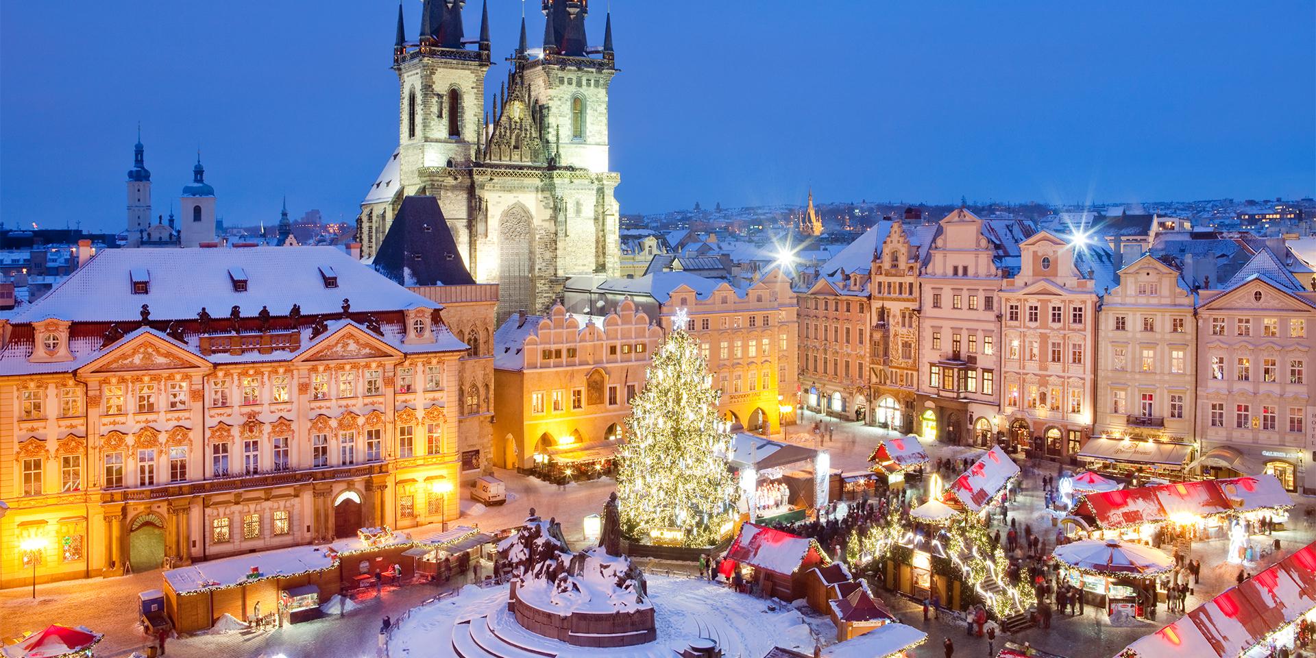 Чехия новый год