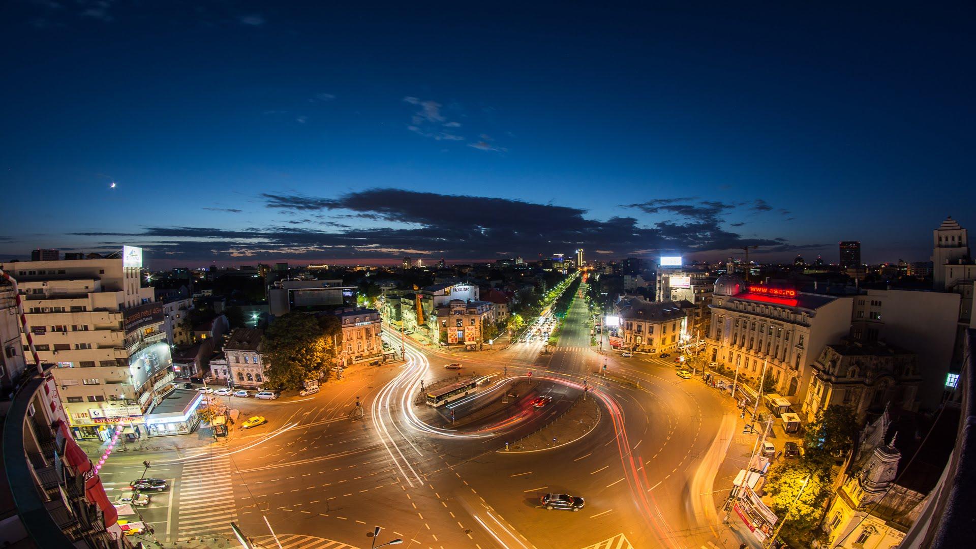 поездка в Бухарест