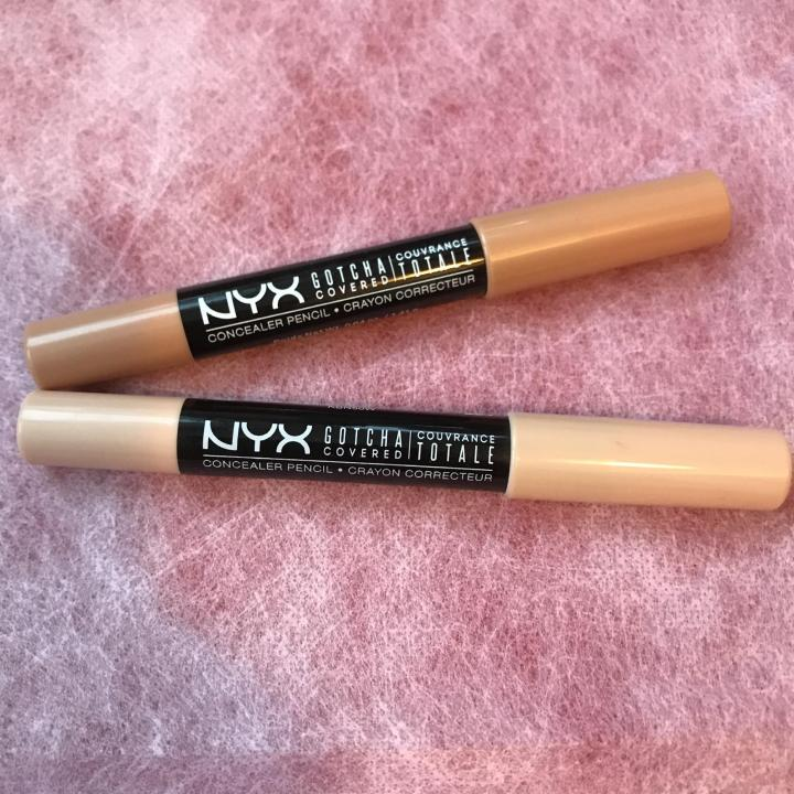 Gotcha Covered от NYX