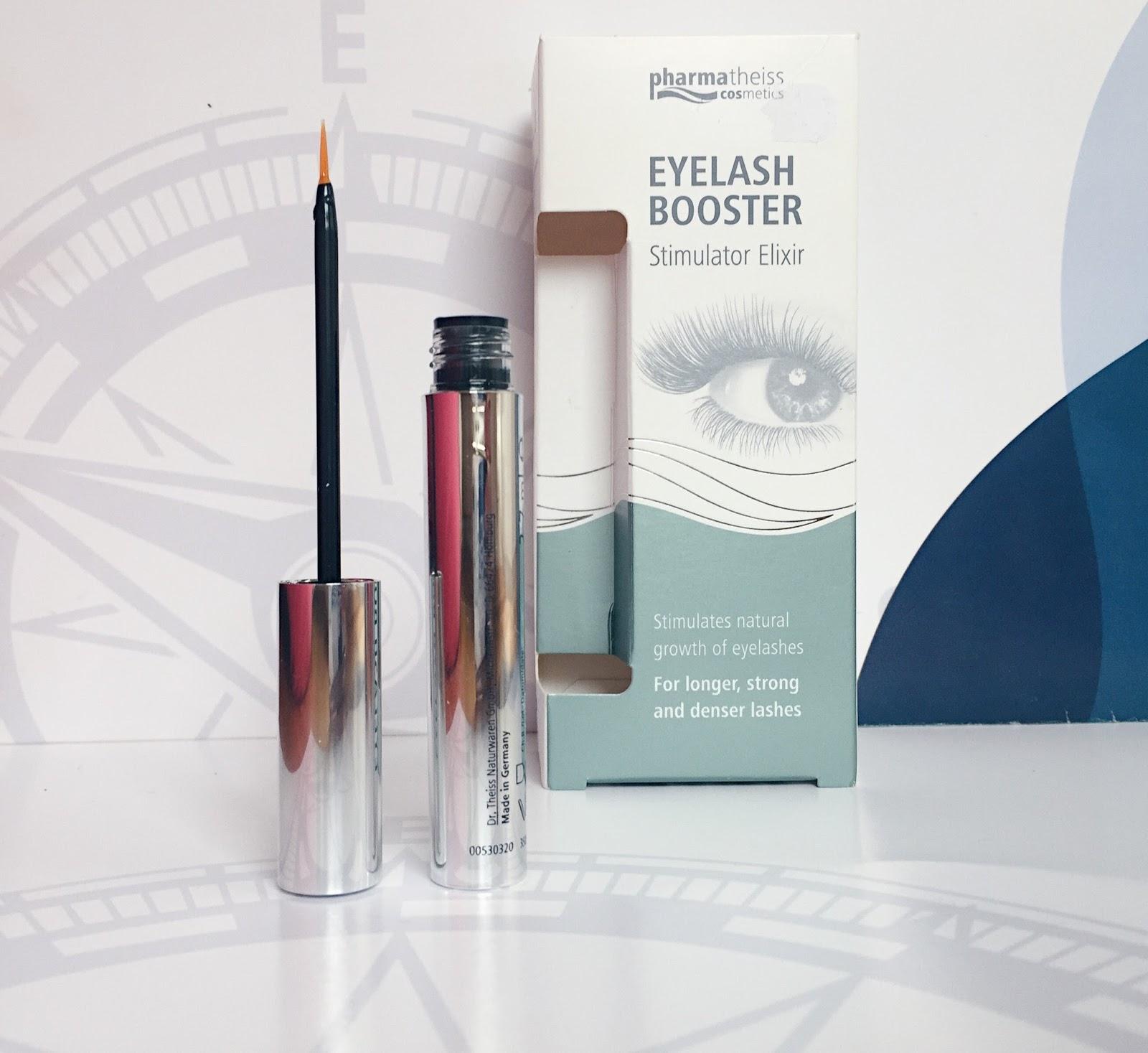 Eyelash Booster Stimulator Elixir