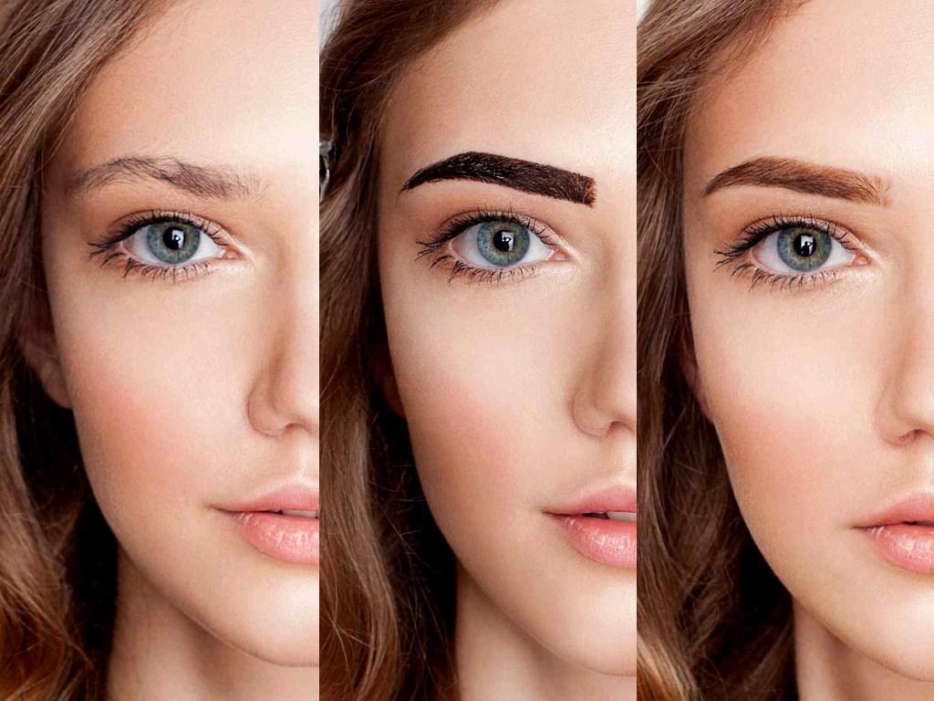 как подобрать форму бровей к лицу фото лечения применяют