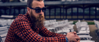 Бородатые хипстеры