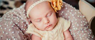 фотосессия с новорожденными