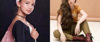 макияж для детей и подростков