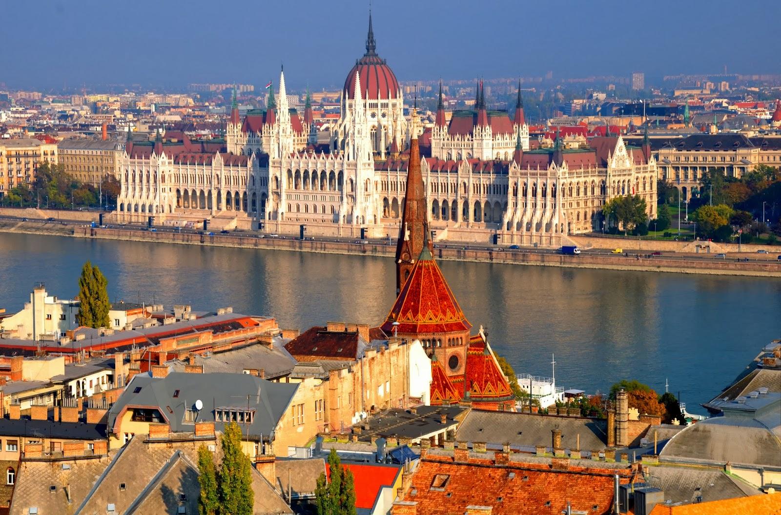 поездка в Венгрию