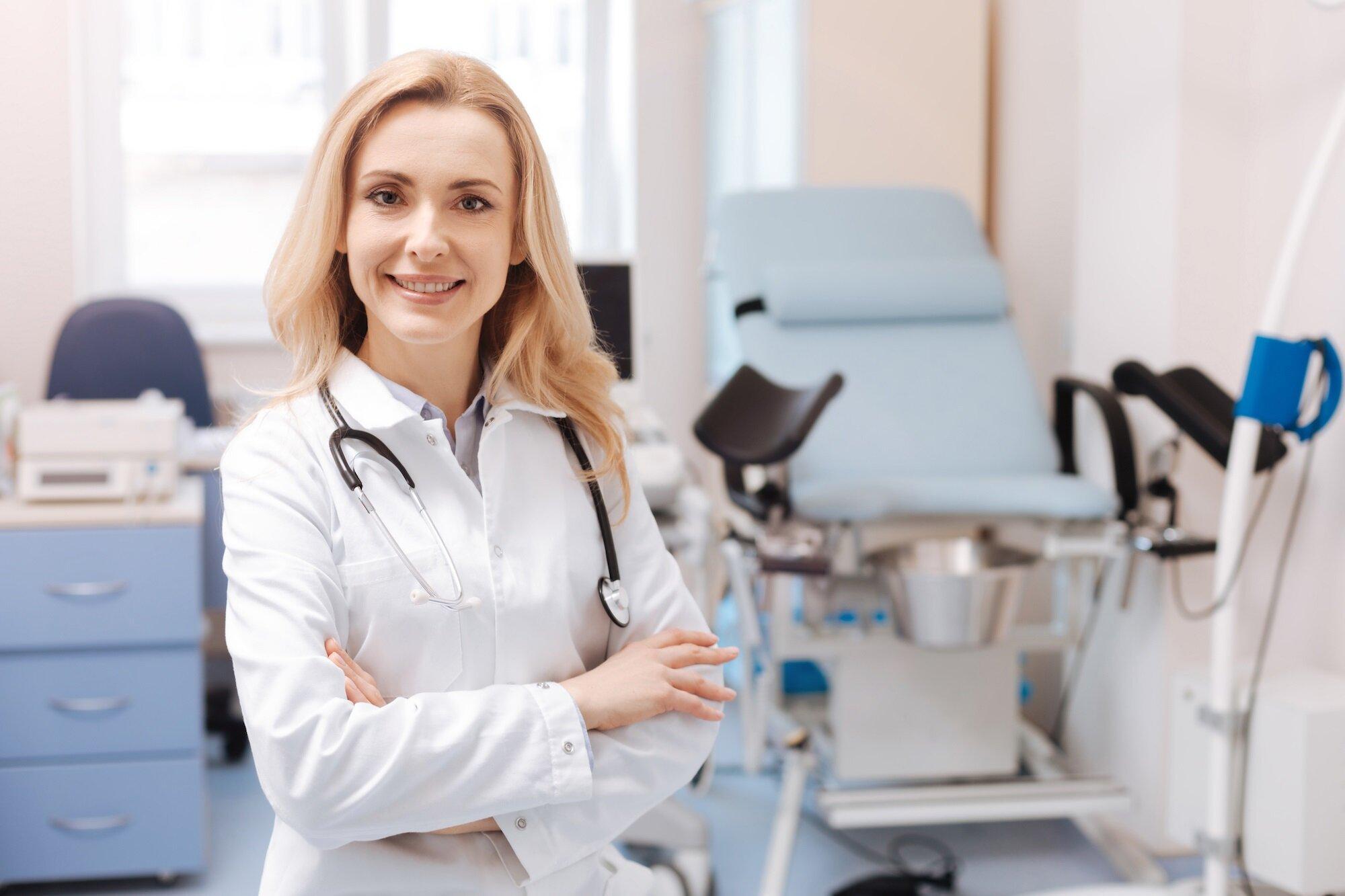 Гинеколог для самых маленьких пациенток