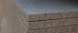 Цементно-стружечные плиты (ЦСП)