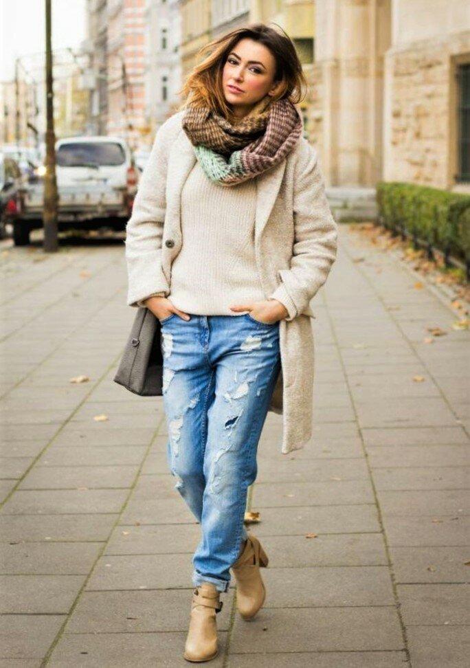 Какие джинсы выбрать на осень и зиму